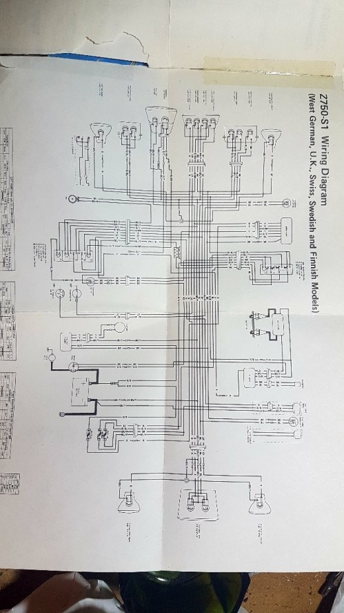 small resolution of which wiring diagram kzrider forum kzrider kz z1 u0026 zkz750 wiring diagram