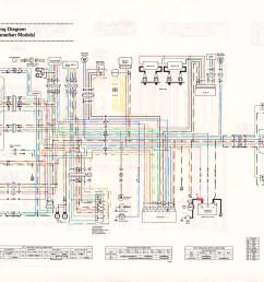 1983 kawasaki gpz 750 wiring diagram wiring diagram experts 1983 kawasaki wiring diagram [ 1591 x 1200 Pixel ]