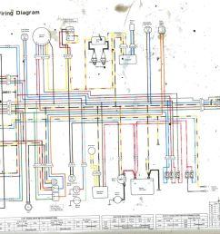 kz550 wiring diagram [ 1525 x 1123 Pixel ]