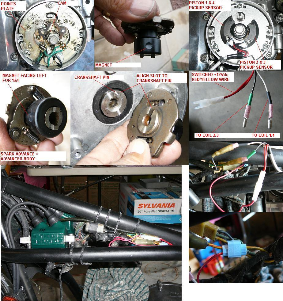 medium resolution of installing a dyna s on my kz1000 kzrider forum kzrider kz z1 rh kzrider com dyna s ignition for harley harley dyna s ignition wiring diagram