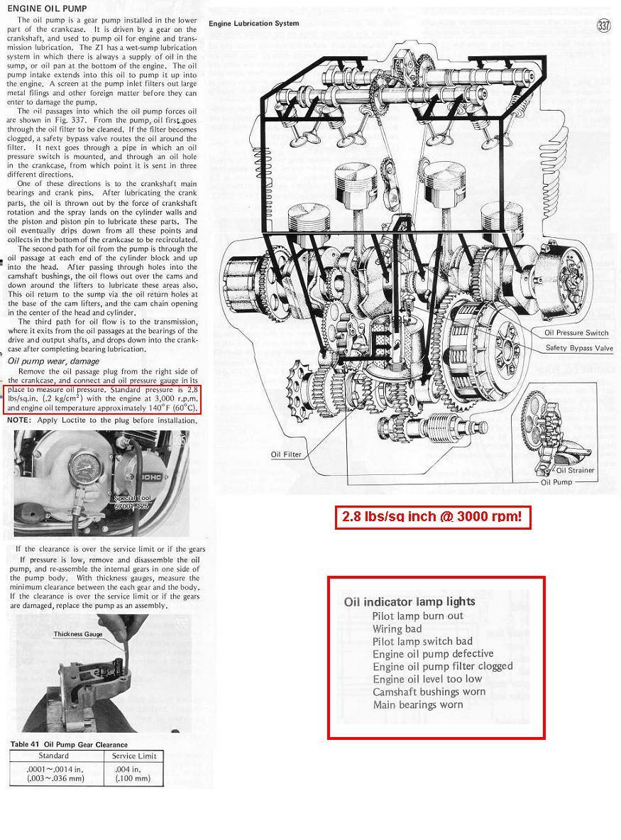 1982 Kawasaki Kz1300 Wiring Diagrams