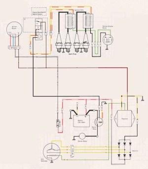 '78 KZ650 strange wiring problem?  KZRider Forum