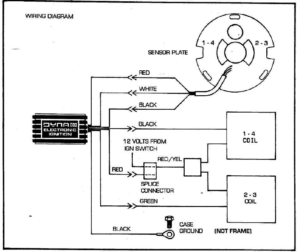 ignition wiring diagram dyna z1