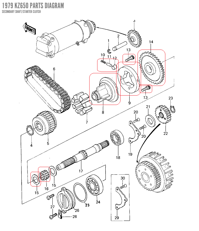 1982 Kawasaki Spectre 1100 Wiring Diagrams. Diagram. Auto