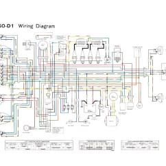 1982 Kz1000 Wiring Diagram 240 To 24 Volt Transformer 1978 Kawasaki K Z 750 Electrical Schematic
