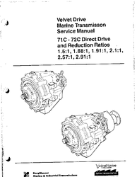 ' Borg Warner 71c 72c Transmission Manual'