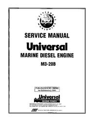 Universal Diesel M3 20b Technical Manual