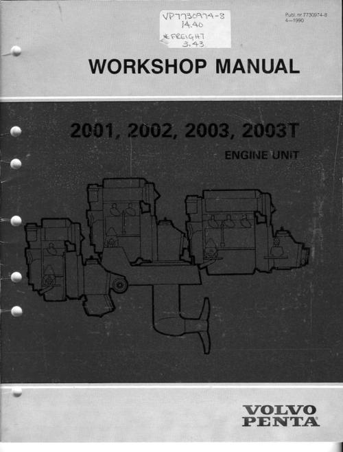 small resolution of volvo penta 2002 workshop manual2001 volvo penta 5 0 engine diagram 17