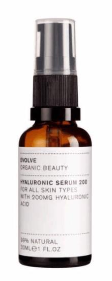 evolve beauty hyaluronic serum 200