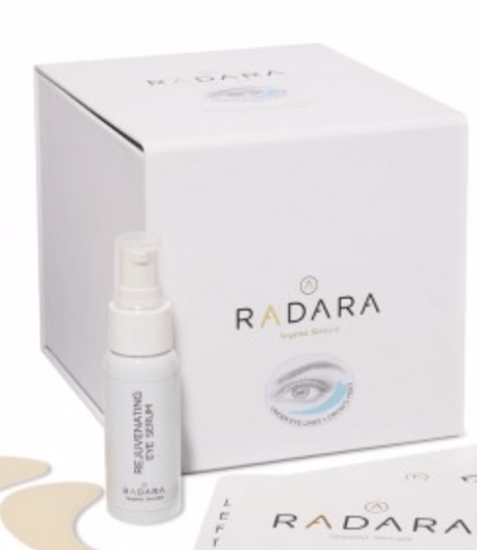 radara micro-channelling under eye patches