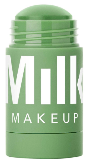 milk makeup cannabis face mask