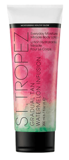 st tropez vegan watermelon self-tan