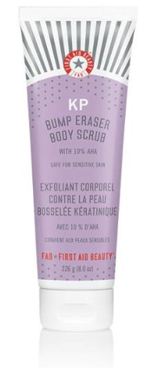 first aid beauty bump eraser scrub