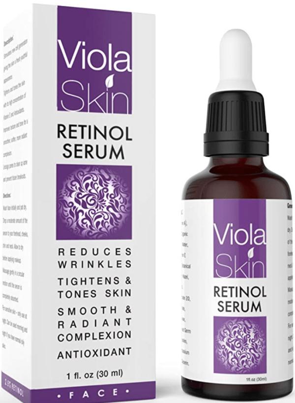 Premium Retinol viloa skin