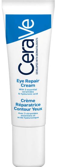 dark under-eye circle treatment, cerave