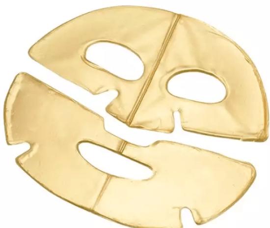 sheet mask luxury - mz skin gold
