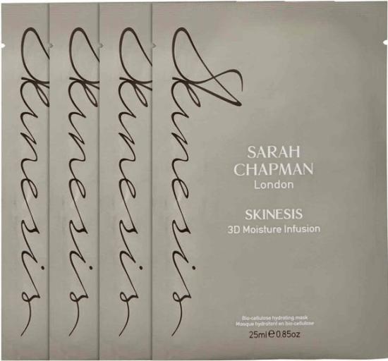 luxury sheet mask utterly pampered - sarah chapman