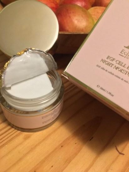 eclat egf night moisturiser
