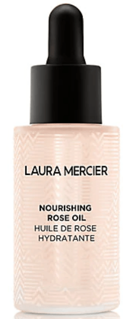 new beauty products laura mercier rose oil