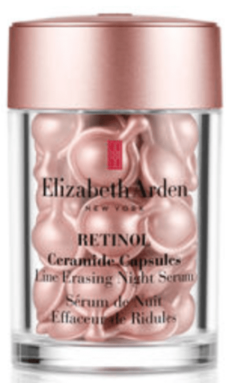 new beauty to fall in love with - elizabeth arden retinol
