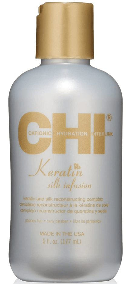 the best at-home keratin treatments for serious shine - chi