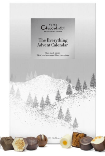 luxury chocolate advent calendars that truly test your willpower