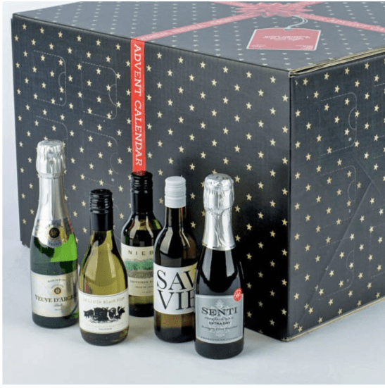 Ge your festive cheer on with awesome boozy advent calendarst