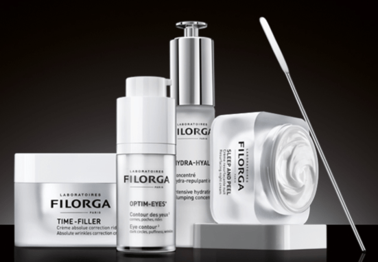 review of filorga time-filler wrinkle correction cream