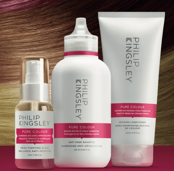 Expect beaautiful hair with philip Kingsley collection