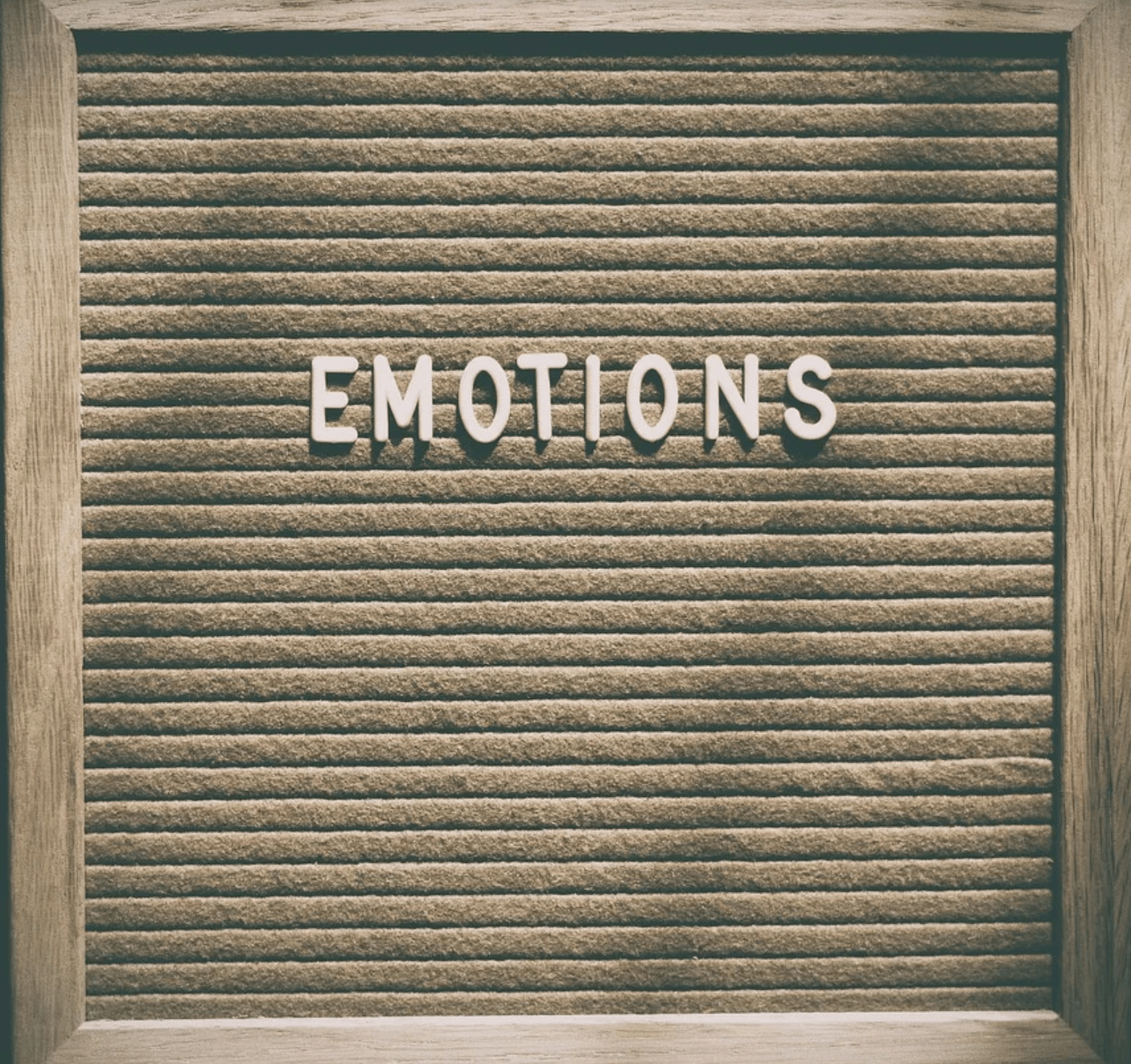 how to deal with feelings