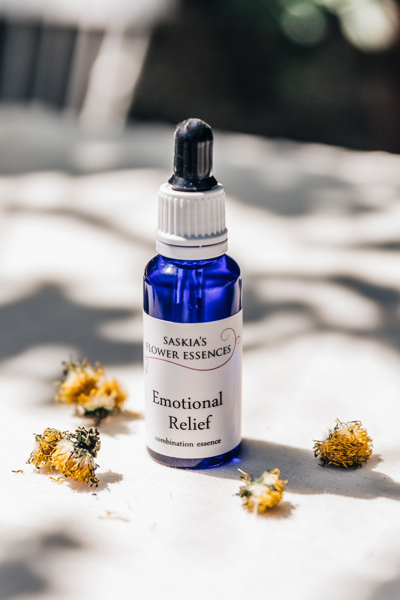 Saskia's Flower Essences are the go-to products ultimate well-being
