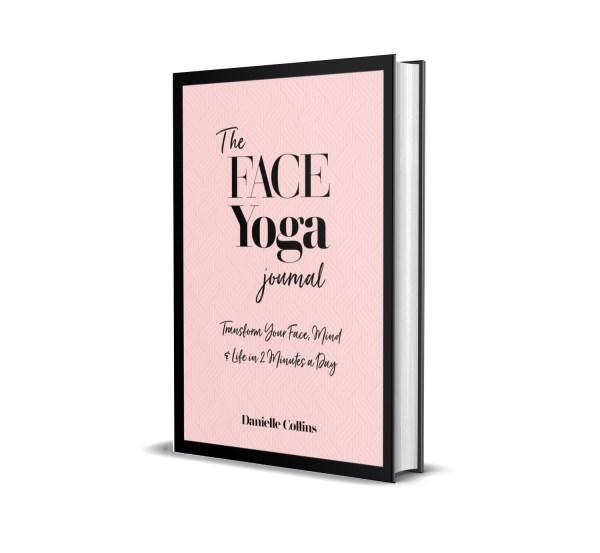 Danielle Collins' Face Yoga Provides rejuvenating benefits that actually work