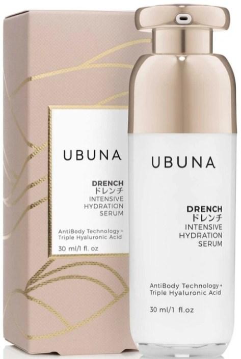 Introducing ubuna drench: dreamy skin awaits