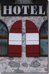 devanture hotel