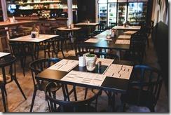 tables restaurant