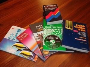 livres pour aider à apprendre l'anglais