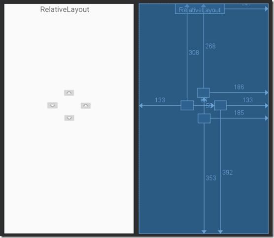 design relativeLayout
