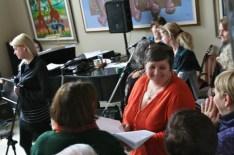 Les voix du coeur répétition 14 passions 100 facons blog.JPG