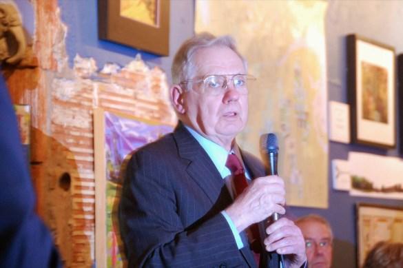 L'historien David Hackett-Fisher.