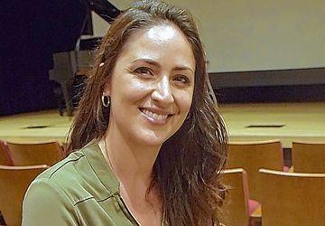 """Mélanie L. Dion, réalisatrice du documentaire """"Sans toi""""."""