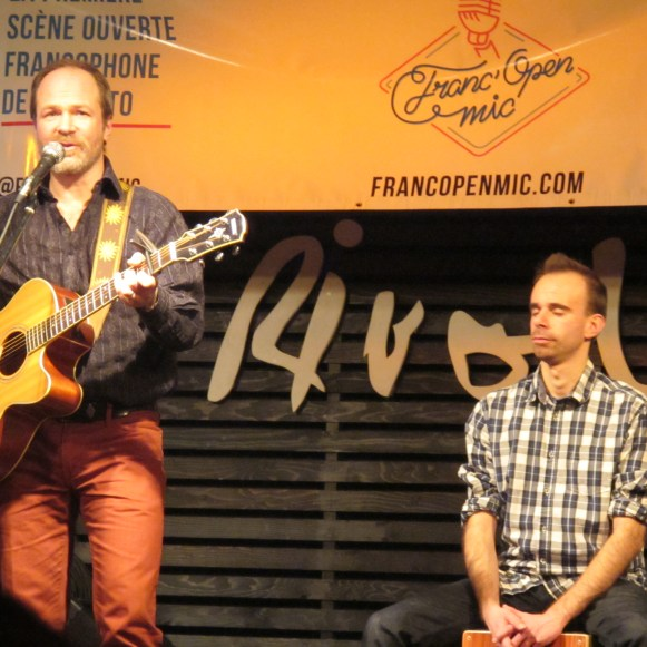Guy Smagghe et Florian G