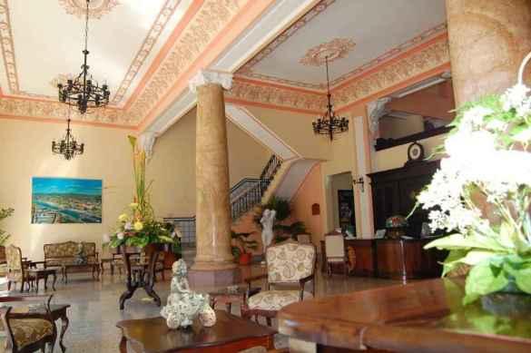 L'hôtel Velasco Matanzas.