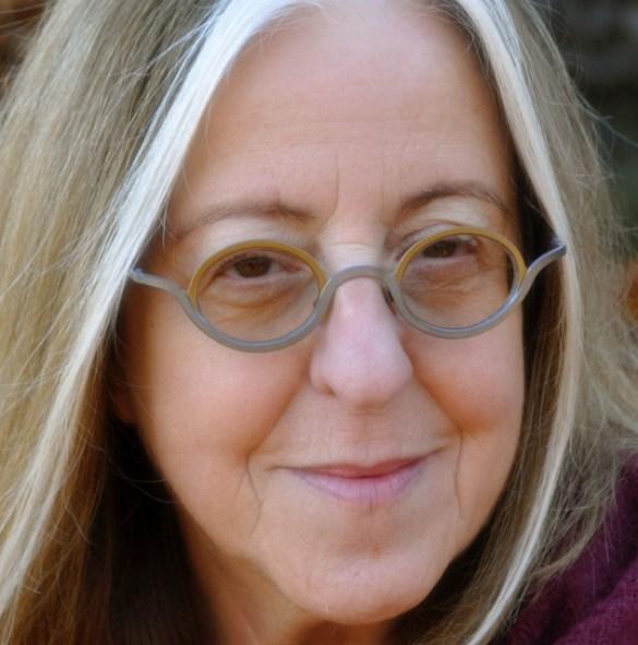 Andrée Lacelle, poète lauréate et monument des lettres franco-ontariennes. (Photo: Nancy Vickers)