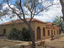 Le motel San Fernando.