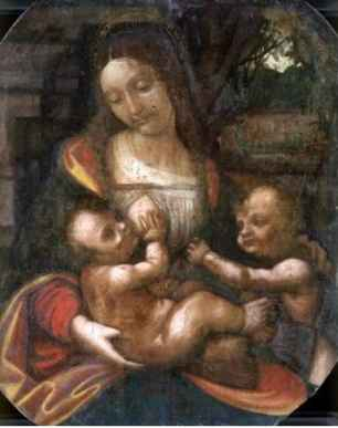 La Madone de Laroque, de Léonard de Vinci.