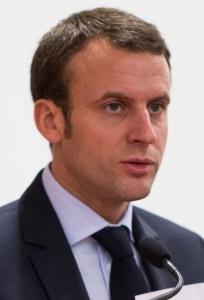 Emmanuel Macron mon idee pour le francais