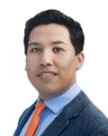 Ricardo Miranda, ministre de la Culture et du Tourisme et ministre responsable du Secrétariat francophone de l'Alberta