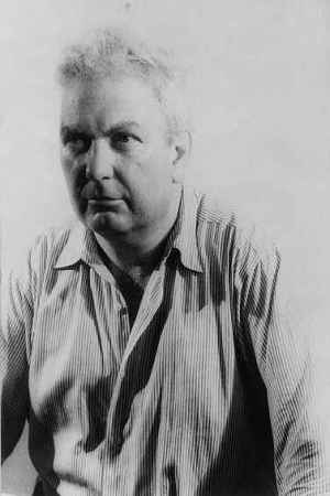 Alexander Calder en 1947. (Photo: Carl van Vechten — Van Vechten Collection at Library of Congress, Domaine public, https://commons.wikimedia.org/w/index.php?curid=120652)