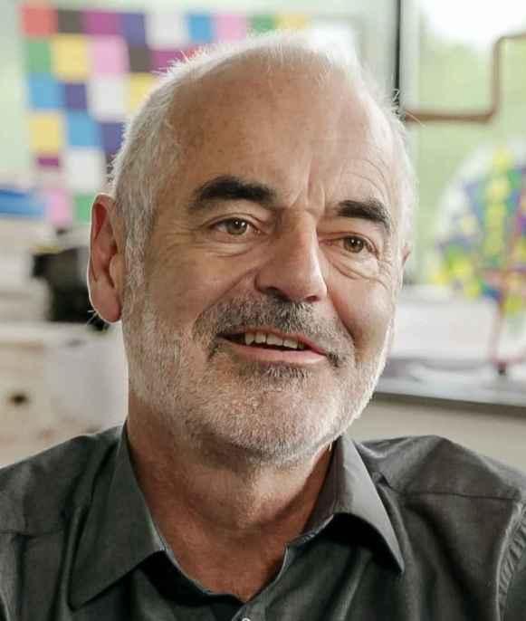 Le prof de statistiques David Speigelhalter de l'Université Cambridge, inventeur de la mesure des microvies.