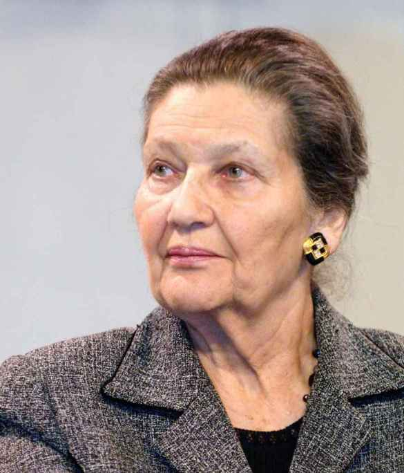 Simone Veil en 2008. (Photo: Marie-Lan Nguyen, https://commons.wikimedia.org/w/index.php?curid=5274859)